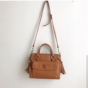 Dooney and Bourke Pepple leather Crossbody bag
